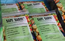 Safi Sari® augmente le rendement des cultures de 30 % et coûte 2 fois moins chers qu'un fertilisant conventionnel. © Safi Organics