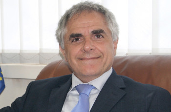 Roberto Ridolfi, director for sustainable growth and development at the EC's Directorate-General for International Cooperation and Development
