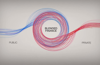 "Source: World Economic Forum - YouTube video ""Blended Finance 