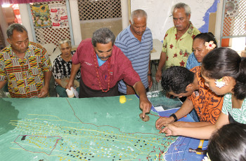 P3DM has been used in Samoa for spacial planning, climate change adaptation and disaster risk reduction © MNRE (Samoa Ministry of Natural Resources and Environment)