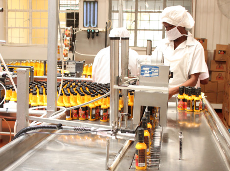 Baron Foods Ltd. exports 50% of its production to over 25 countries © Baron Foods Ltd.