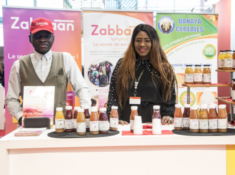 Zabbaan produces between 10,000 and 20,000 bottles of juice a day © Zabbaan Holding