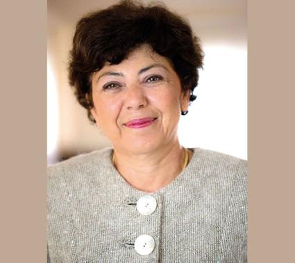 Monique Barbut, Executive Secretary of the UN Convention to Combat Desertification (UNCCD) © C. MAJANI d'INGUIMBERT