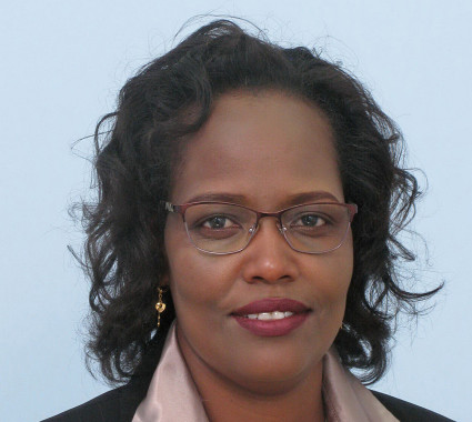 At CTA, Sabdiyo Dido Bashuna's role is to facilitate understanding of the business opportunities within agriculture © CTA