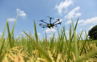 Drones provide valuable and highly precise data that can save farmers time as well as money © Neil Palmer/CIAT