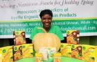 Byeffe Foods Company is supplying nutritious pumpkin products to schools, hospitals and supermarkets across Uganda © HetepRakhepr Seker Ulerie