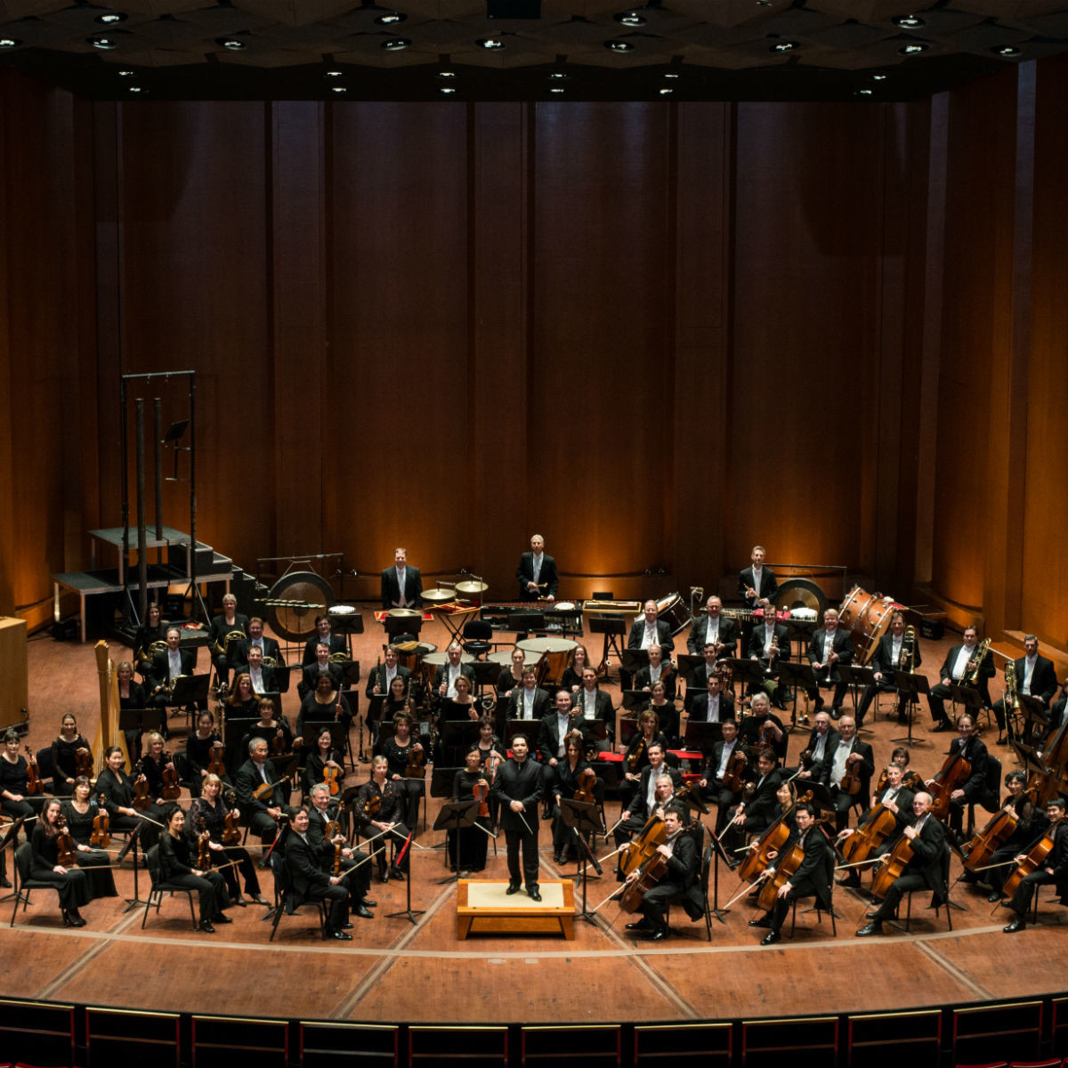 Houston Symphony with conductor Andres Orozco-Estrada
