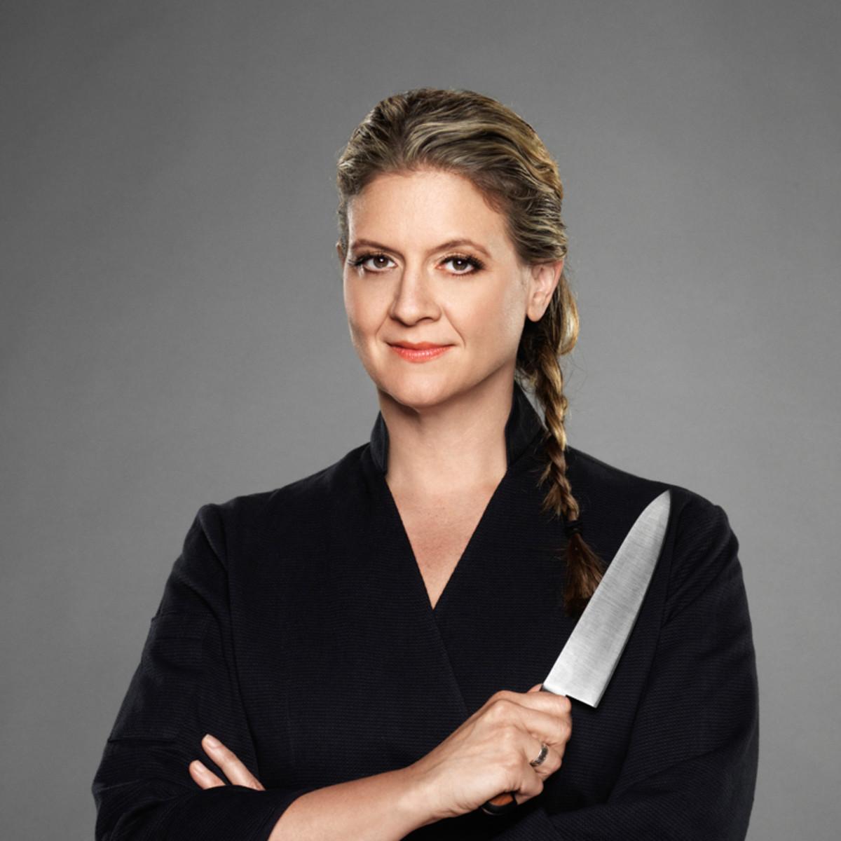 Amanda Freitag, Chopped