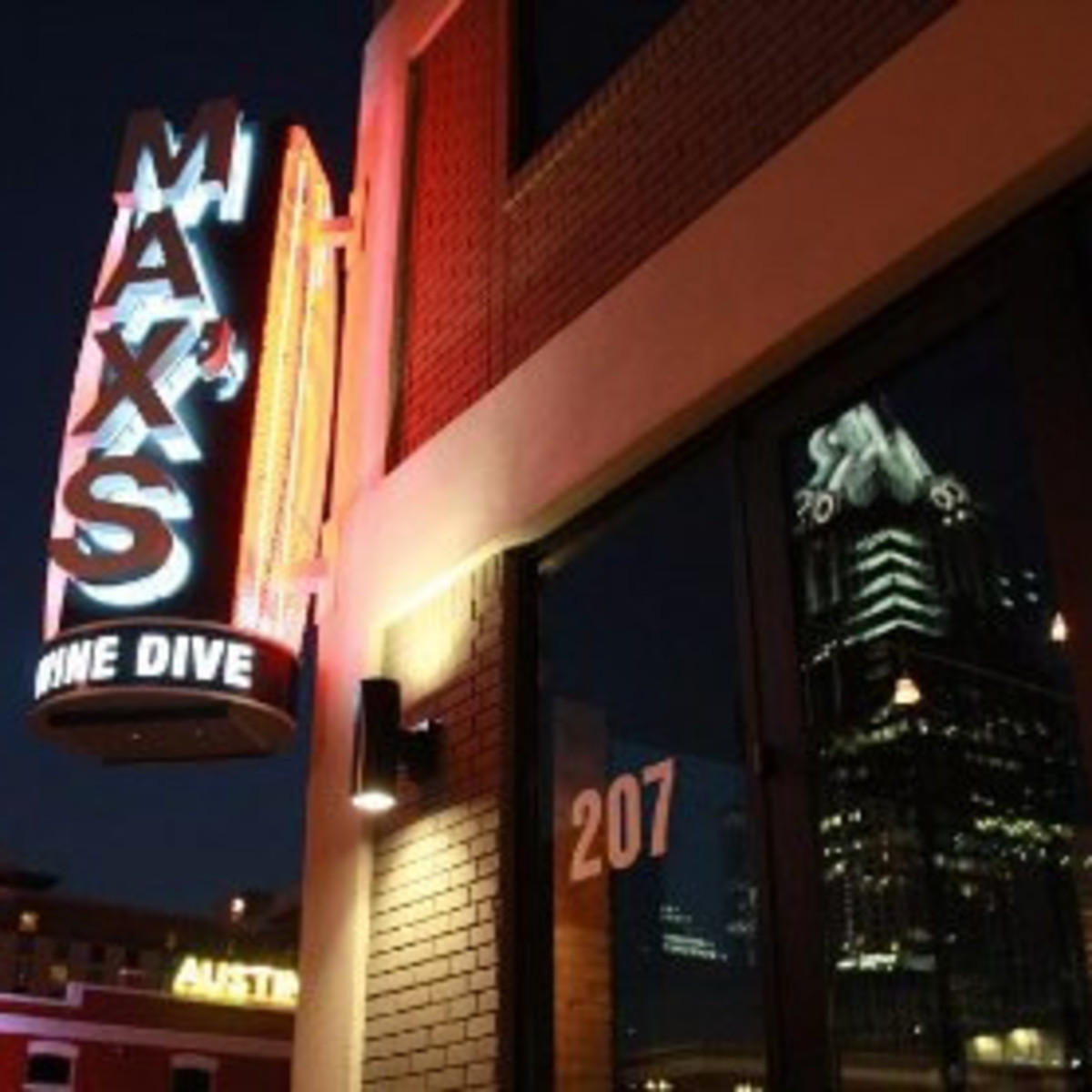 Austin photo: Places_Food_Max's Wine Dive_Exterior