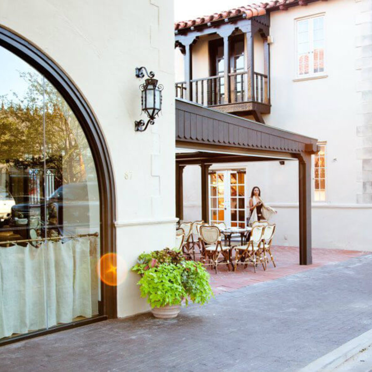 Bistro 31 in Highland Park Village in Dallas