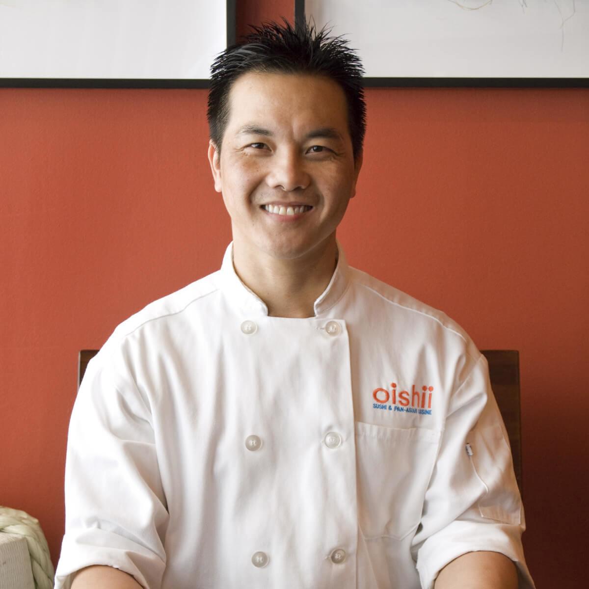 Oishii sushi, Dallas