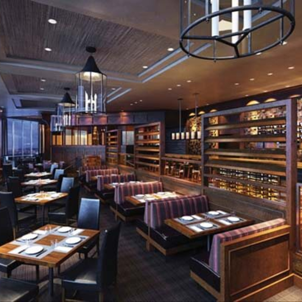 Ser Steak + Spirits, Hilton Anatole