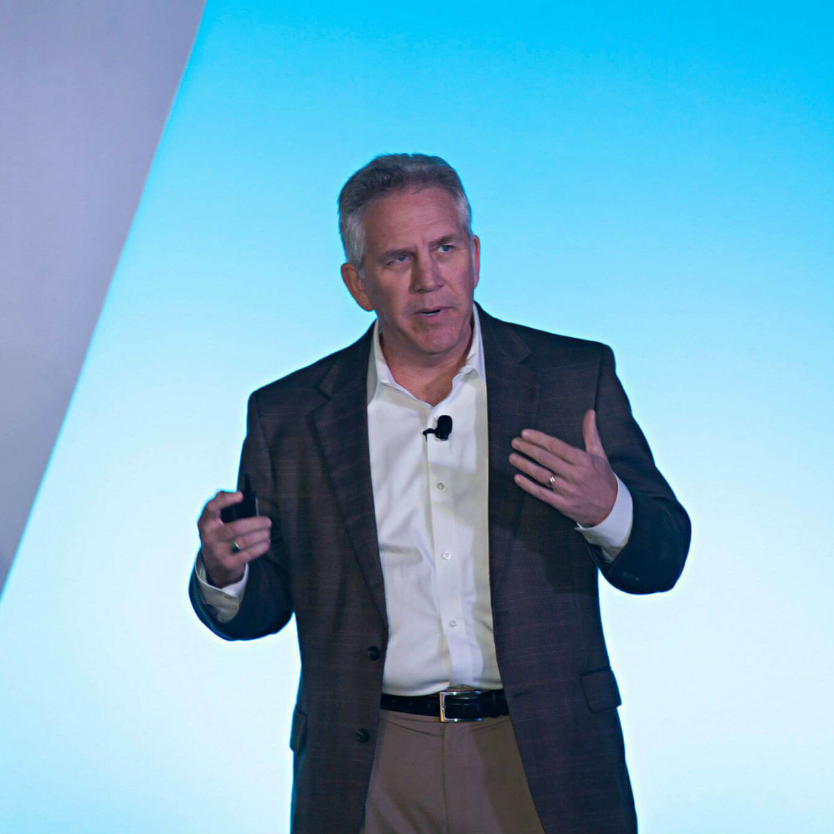 Mark McClain, CEO of SailPoint