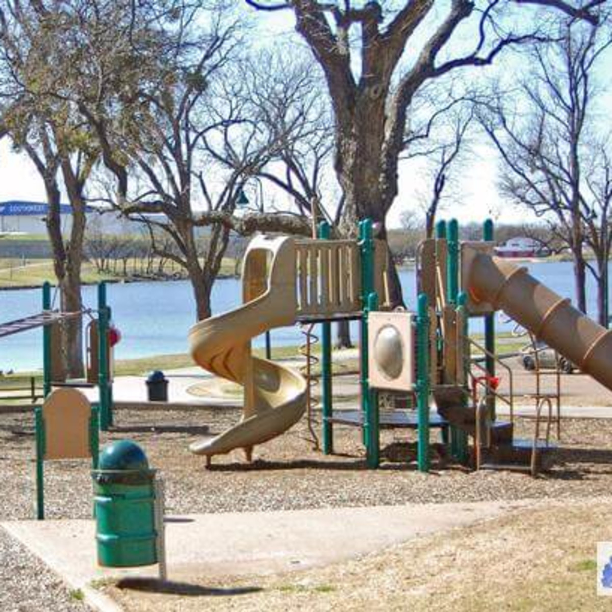 Bachman Lake playground