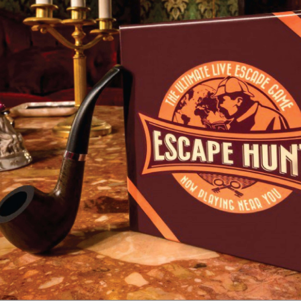 Escape Hunt Houston