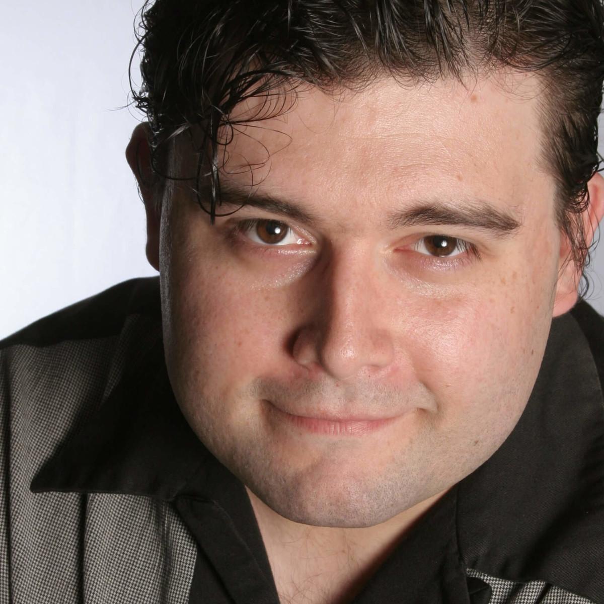 Actor Brian Gonzales