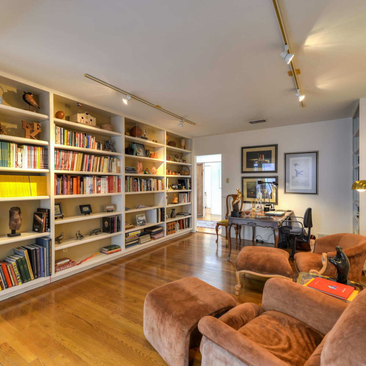 7887 New Braunfels San Antonio house for sale library
