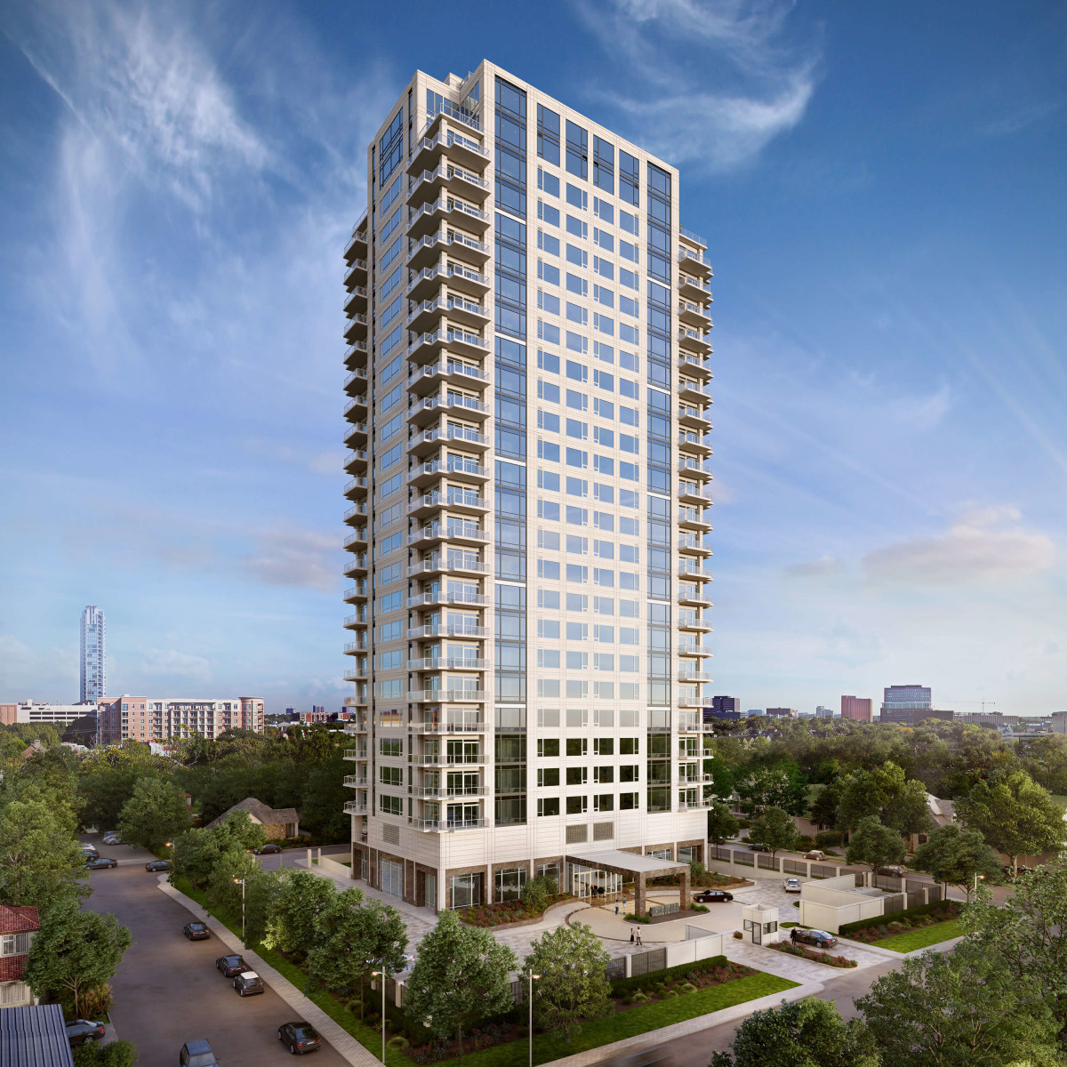Developer Expands His Luxury Brand Of High-rise Living To