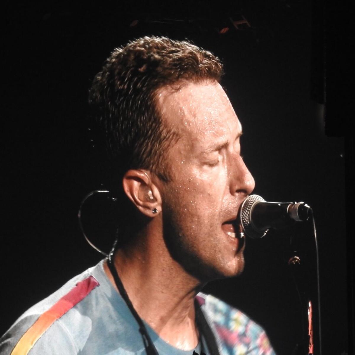 Chris Martin, Coldplay