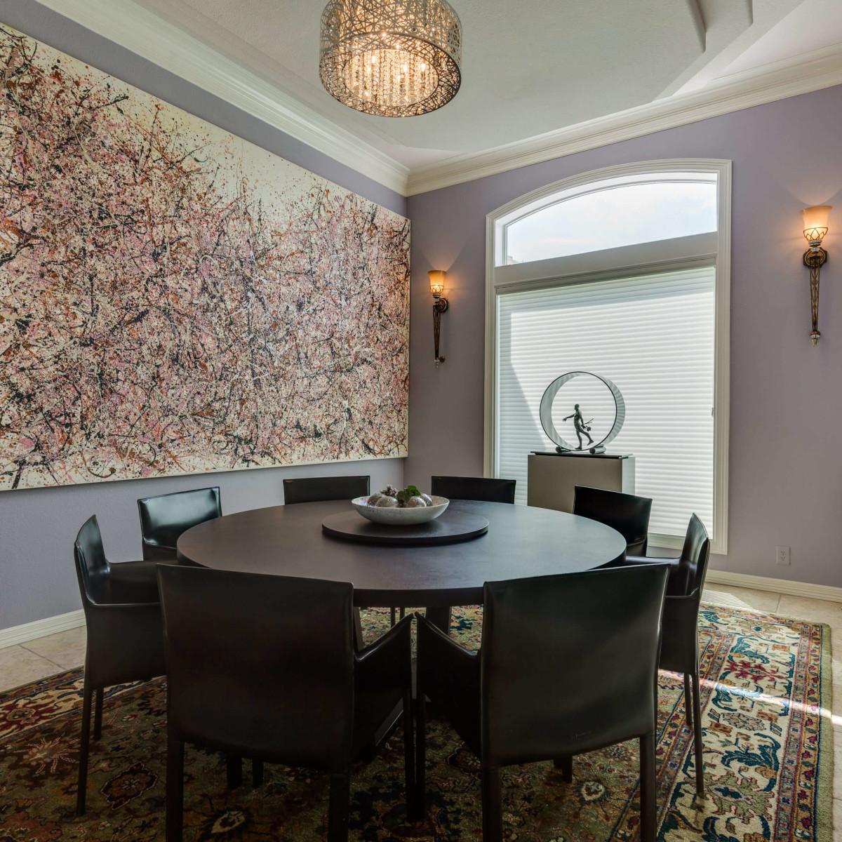 19122 Nature Oaks San Antonio house for sale dining room