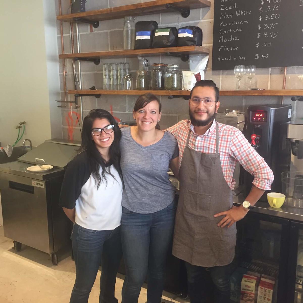 Dandelion Cafe Sarah Lieberman
