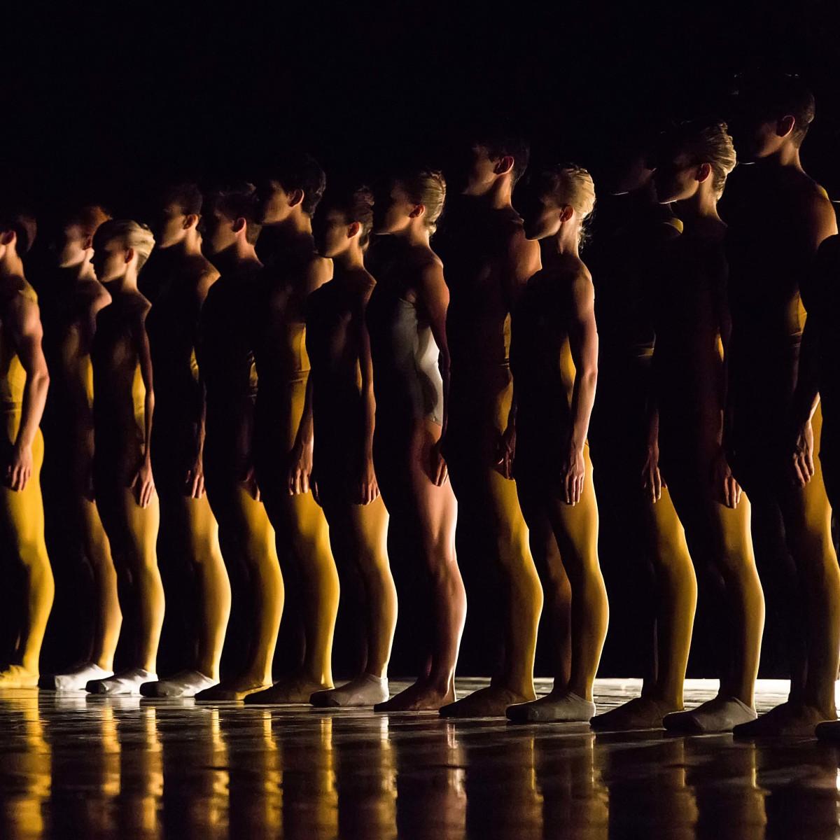 Houston Ballet 9.16, Artifact Suite