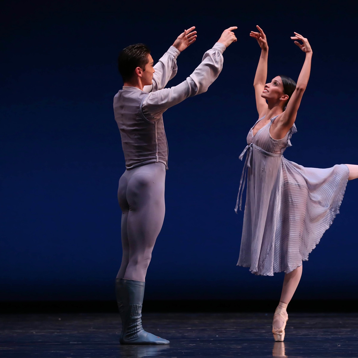 Houston Ballet 9.16, Other Dances, Karina Gonzalez_Charles-Louis Yoshiyama