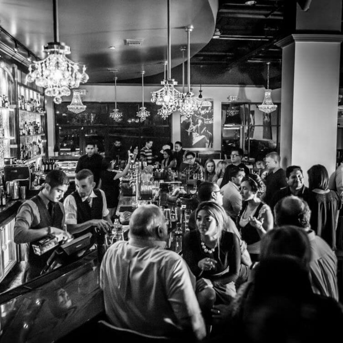 The Edison Experiment bar San Antonio