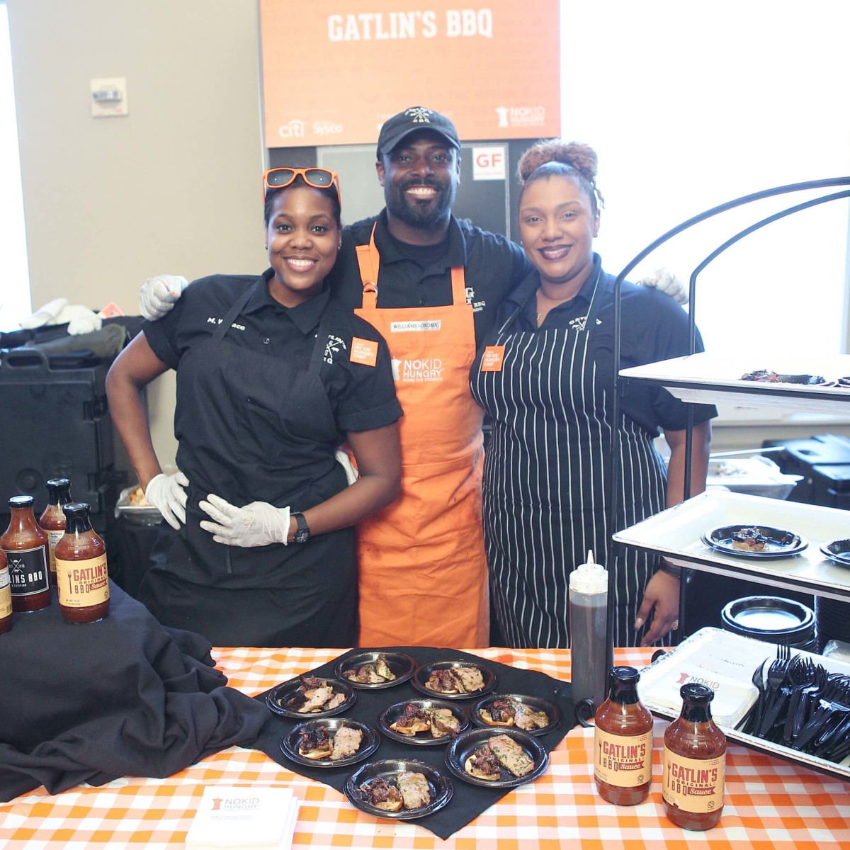Taste of the Nation, 9/16, Greg Gatlin