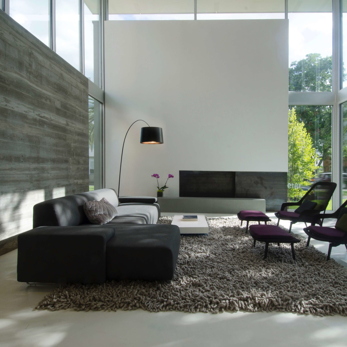 Modern Home Tour 9/2016, Intexture Tripartite