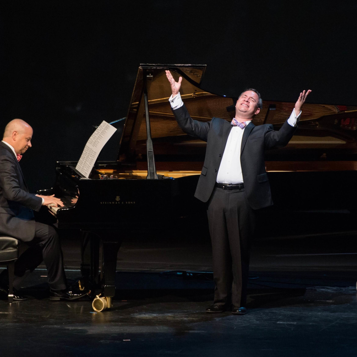 HGO Rudy Avelar Tribute, 9/16, Patrick Summers, Patrick Carfizzi
