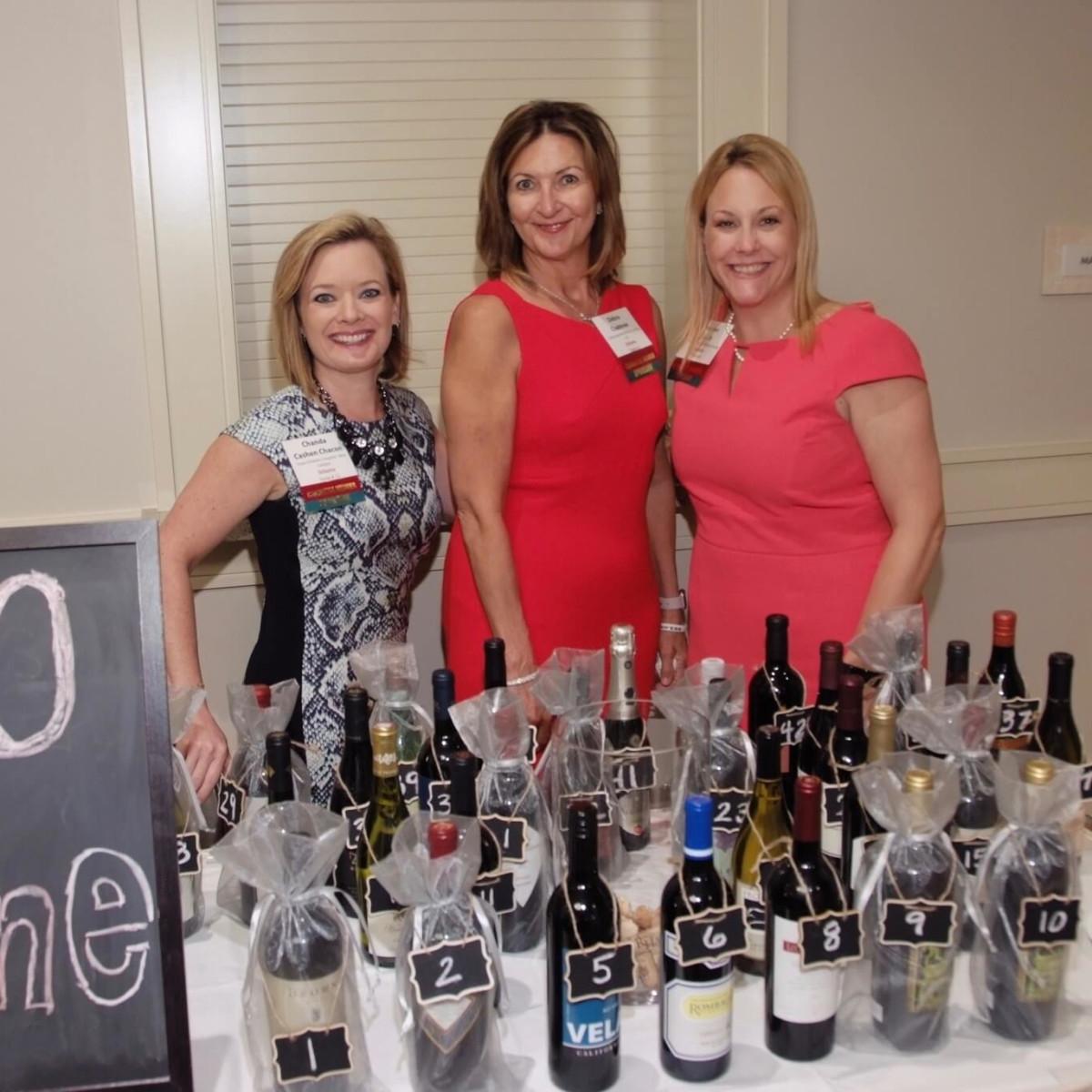 Women Driving Business 9/16 Chanda Cashen Chacon, Debra Crabtree, Megan Salch