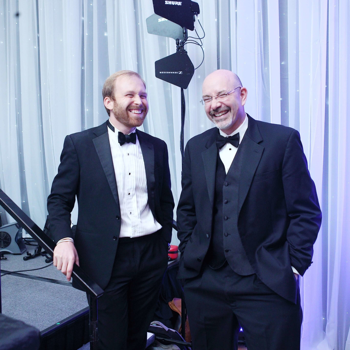 Big Brothers Big Sisters Gala, 9/16 Pierce Bush, Mike Feinberg