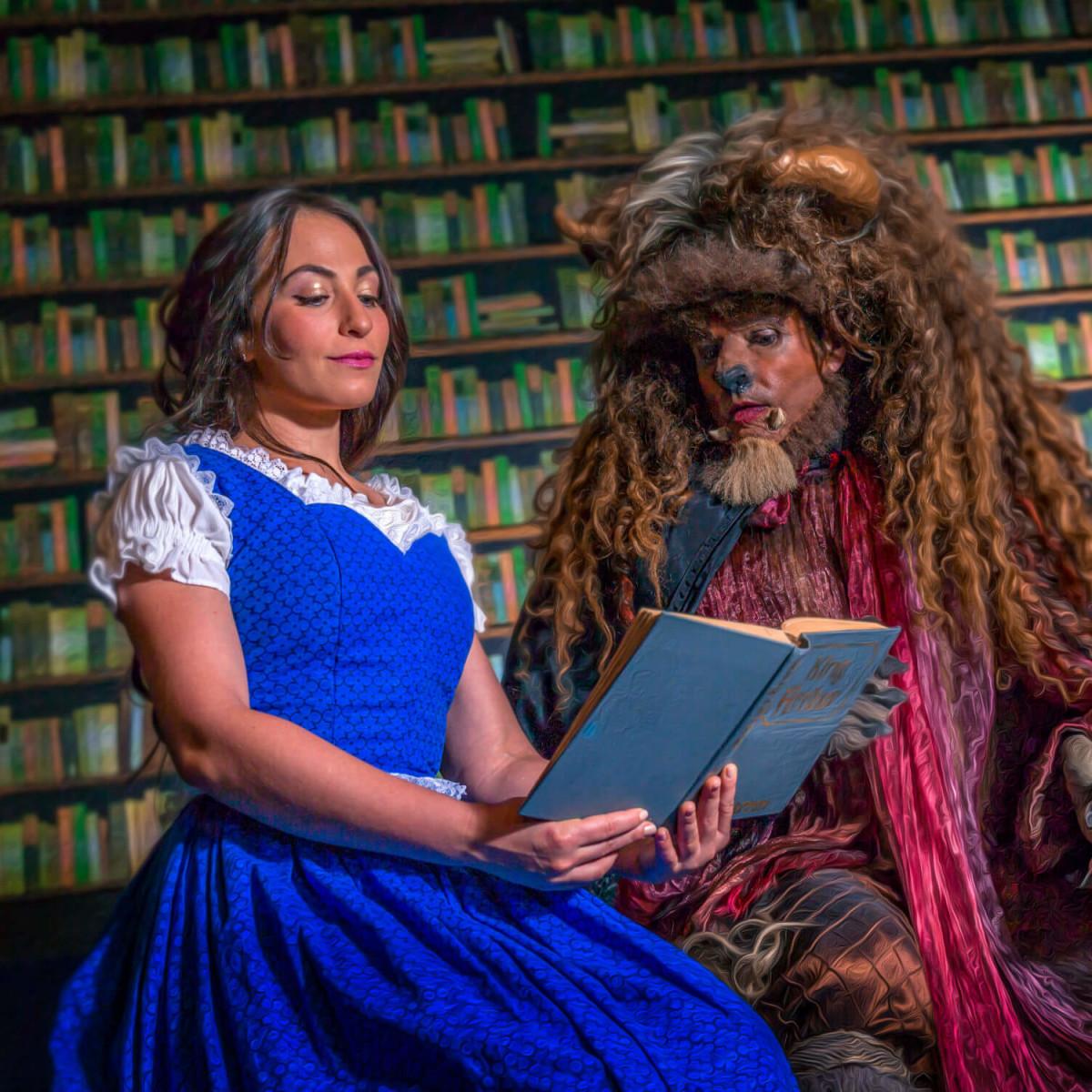 The Playhouse San Antonio presents Disney's Beauty and the Beast