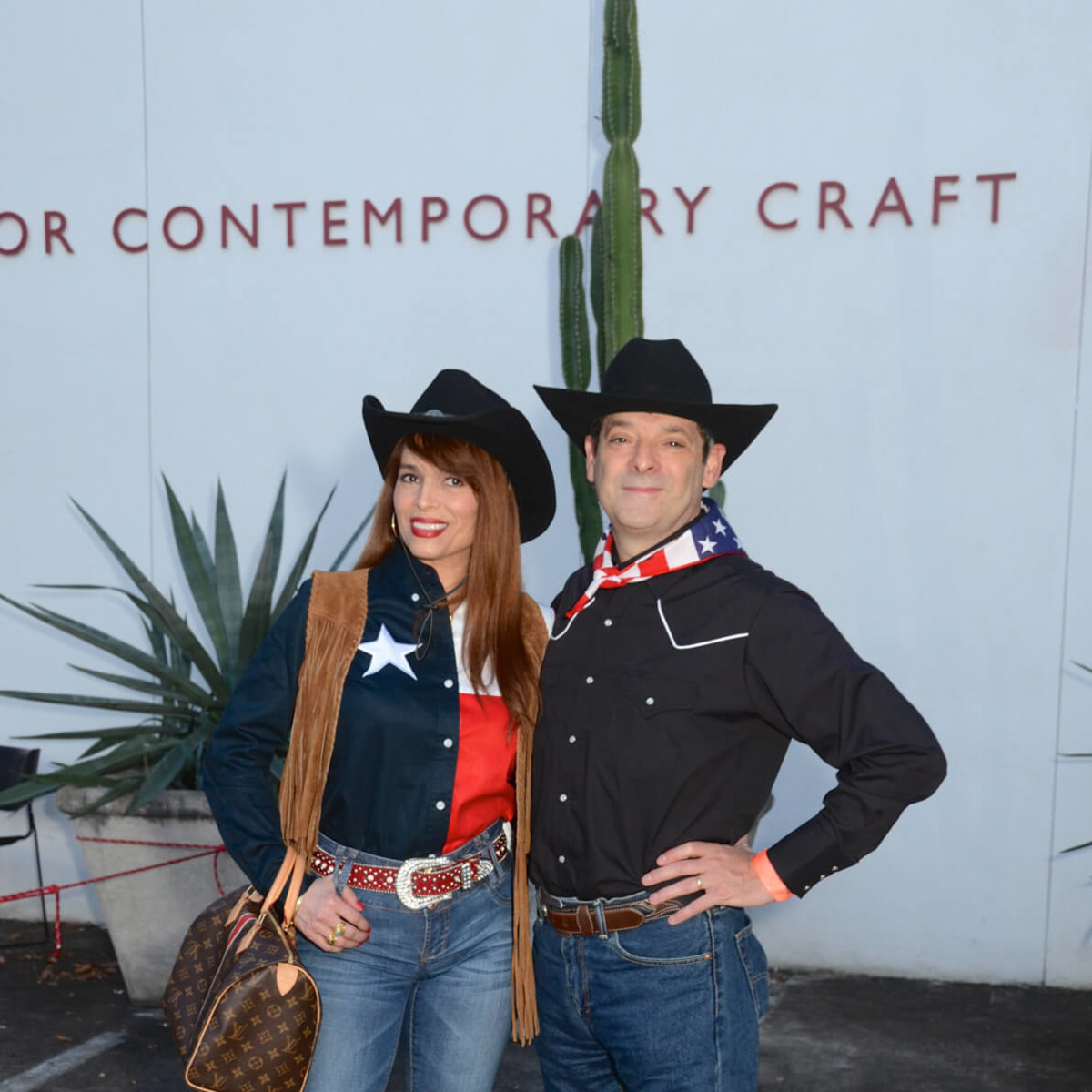 Craft Center Houston, 9/16, Karina Barbieri, Carlos Barbieri