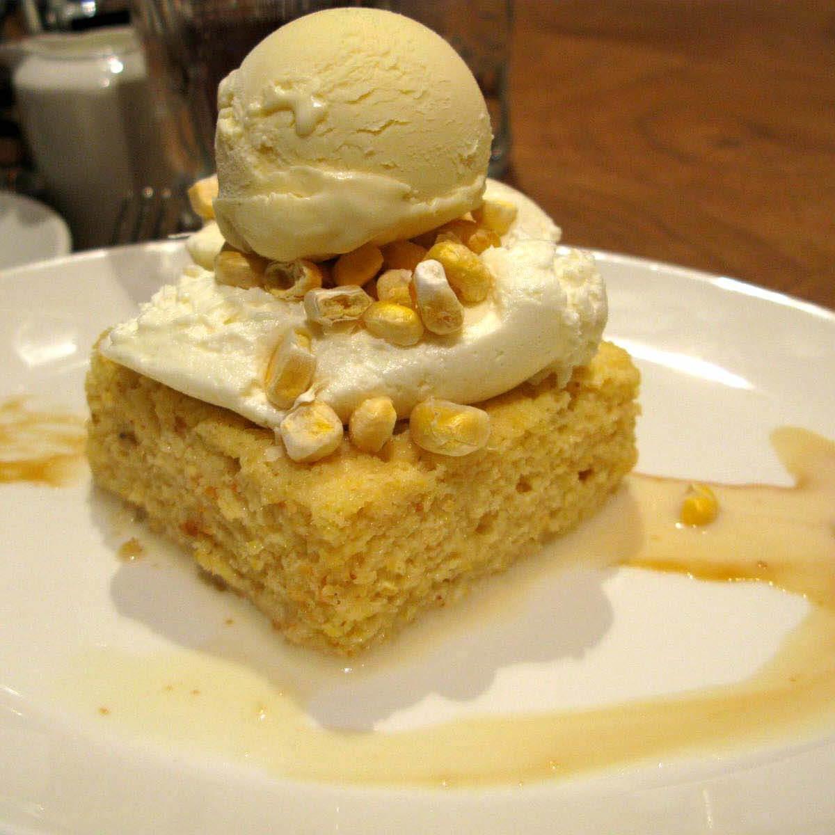 CBD Provisions, leches cake