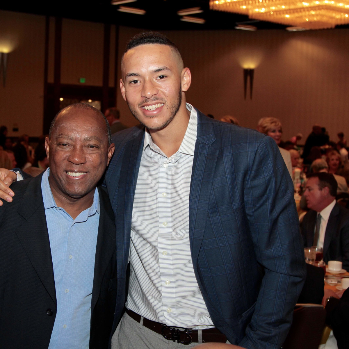 Houston Children's Charity 20th anniversary, 9/16 Mayor Sylvester Turner, Carlos Correa