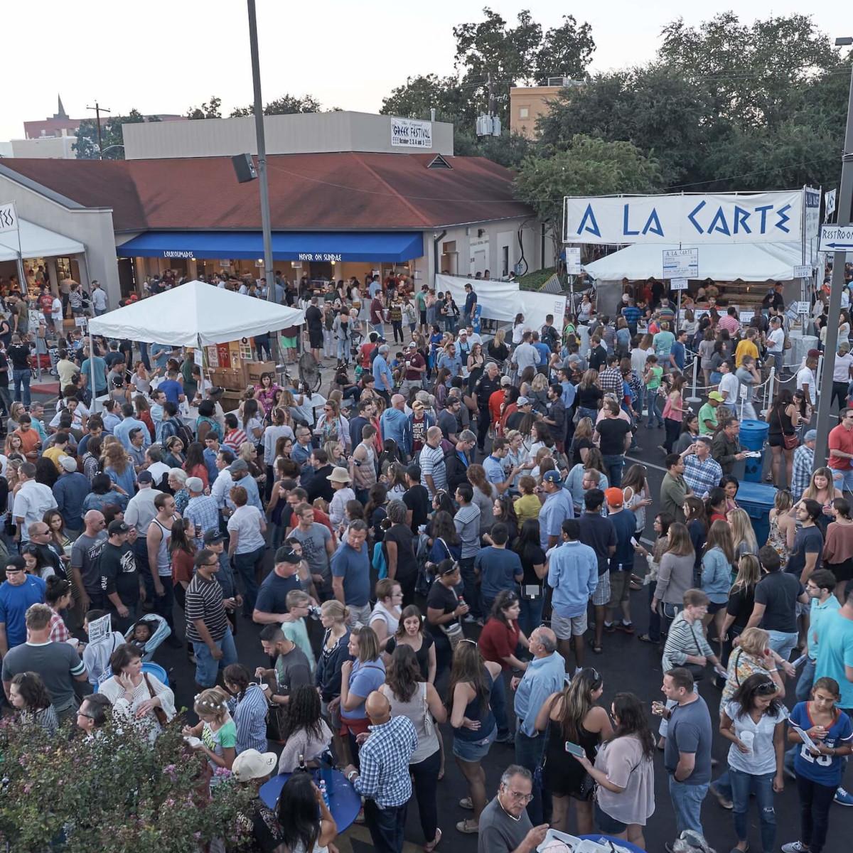 Original Greek Festival