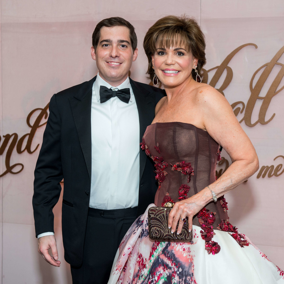 Michael Vanderhider, Hallie Vanderhider at Museum of Fine Arts Grand Gala Ball