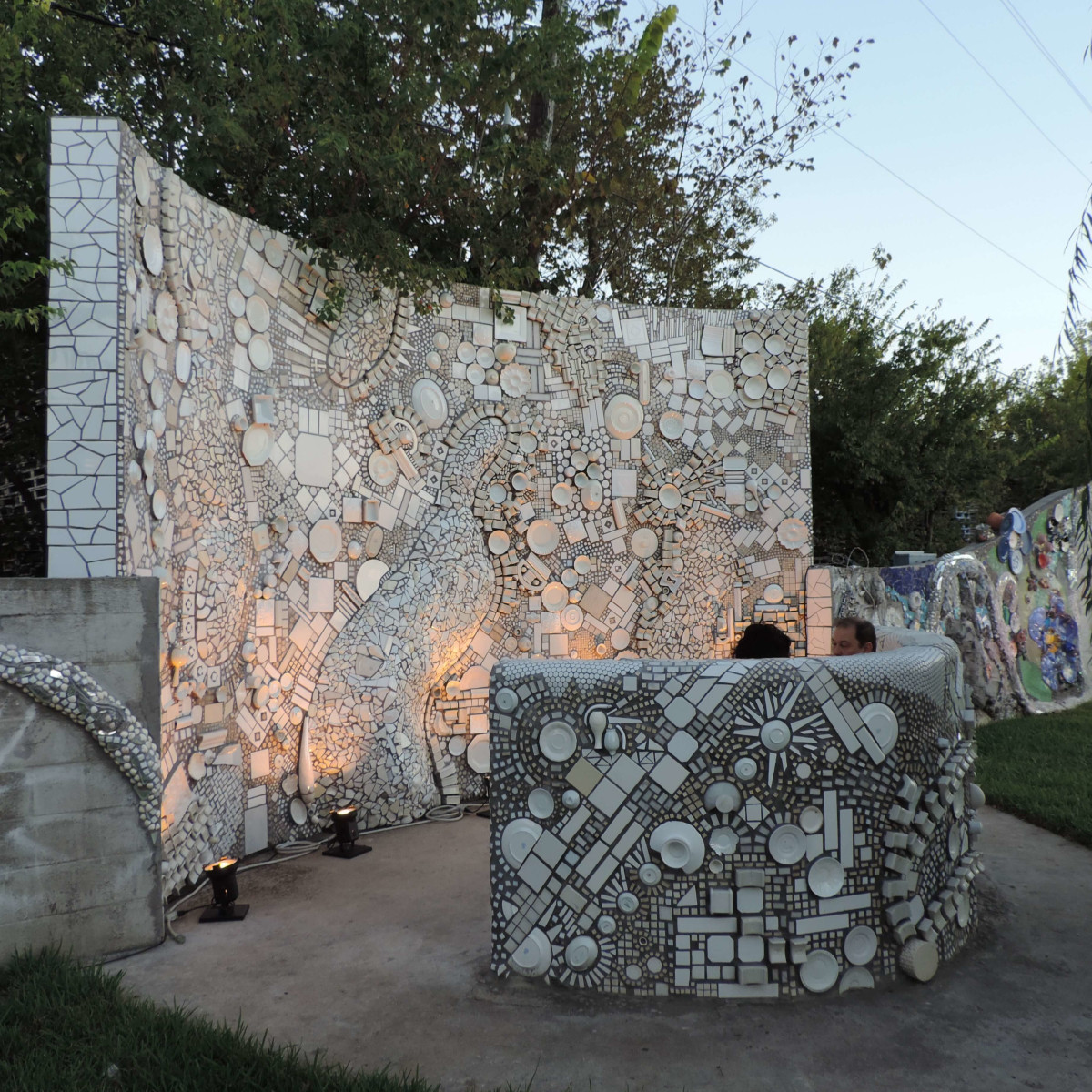 Meditation Garden, Smither Park