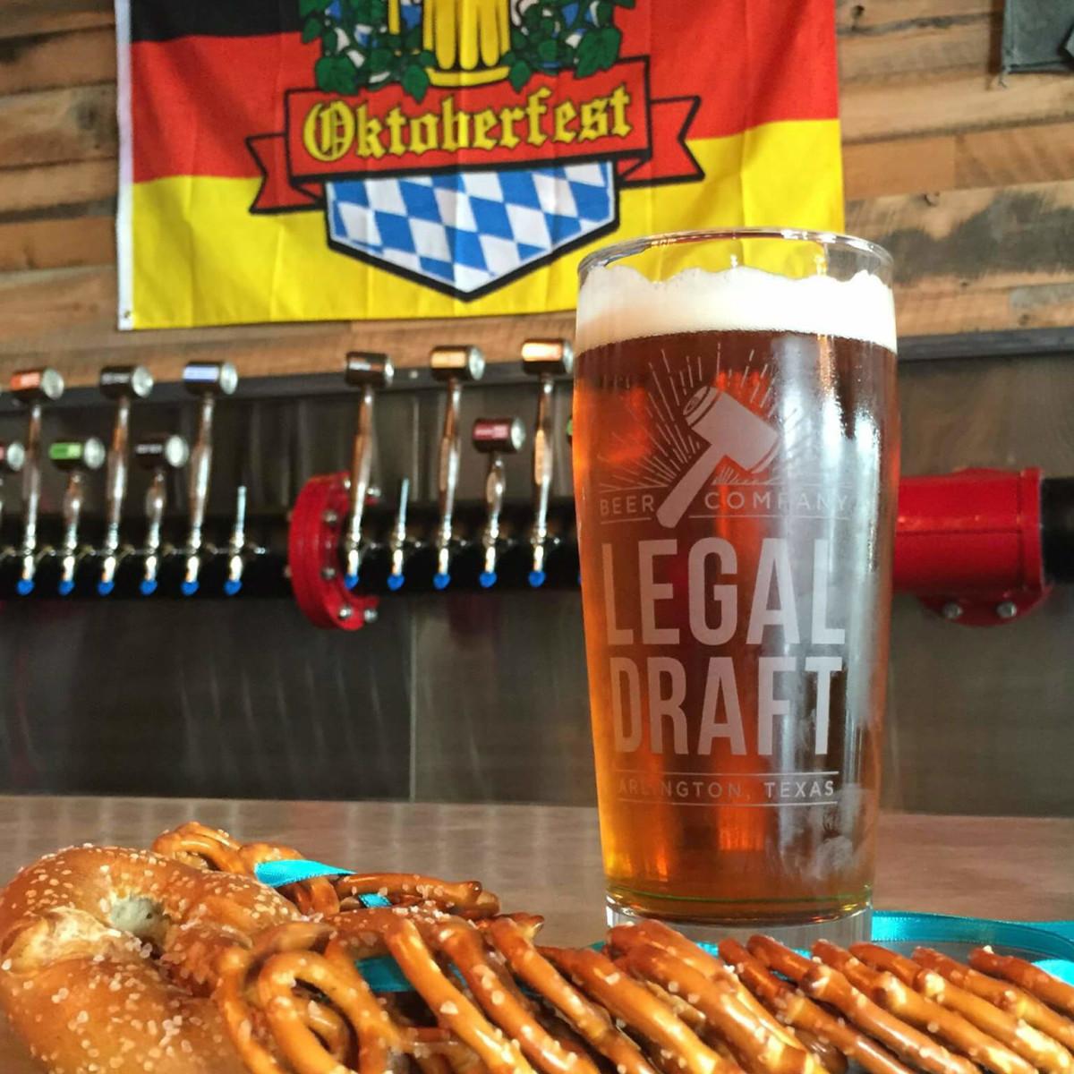 Legal Draft Beer Co. Lawktoberfest