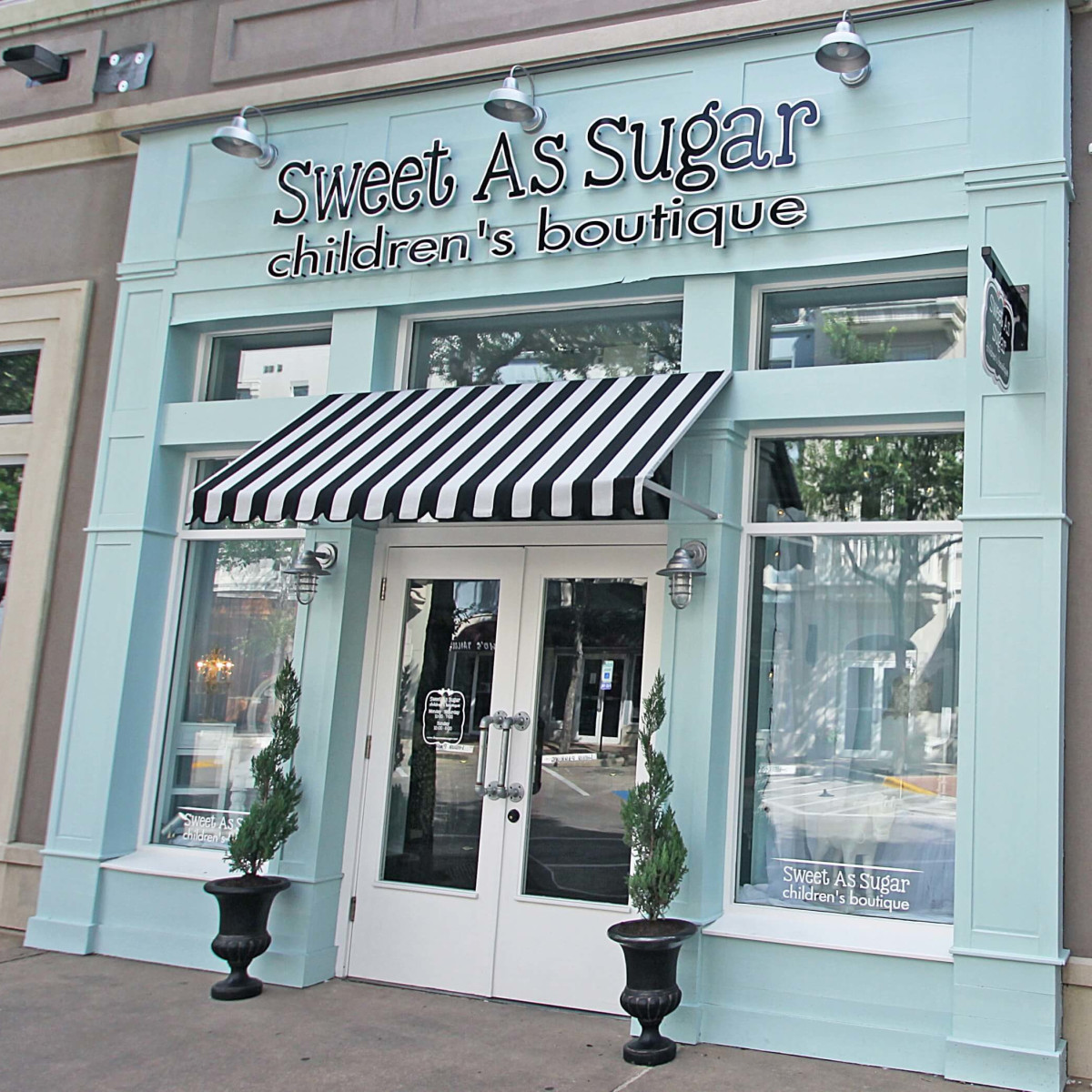 Sweet As Sugar West Village in Dallas