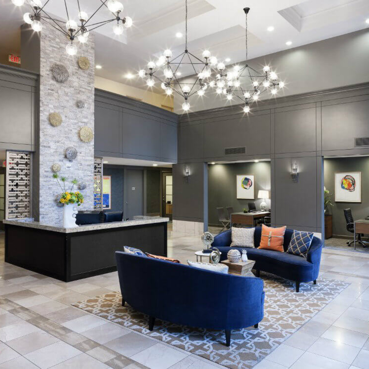 Skye of Turtle Creek apartments Dallas