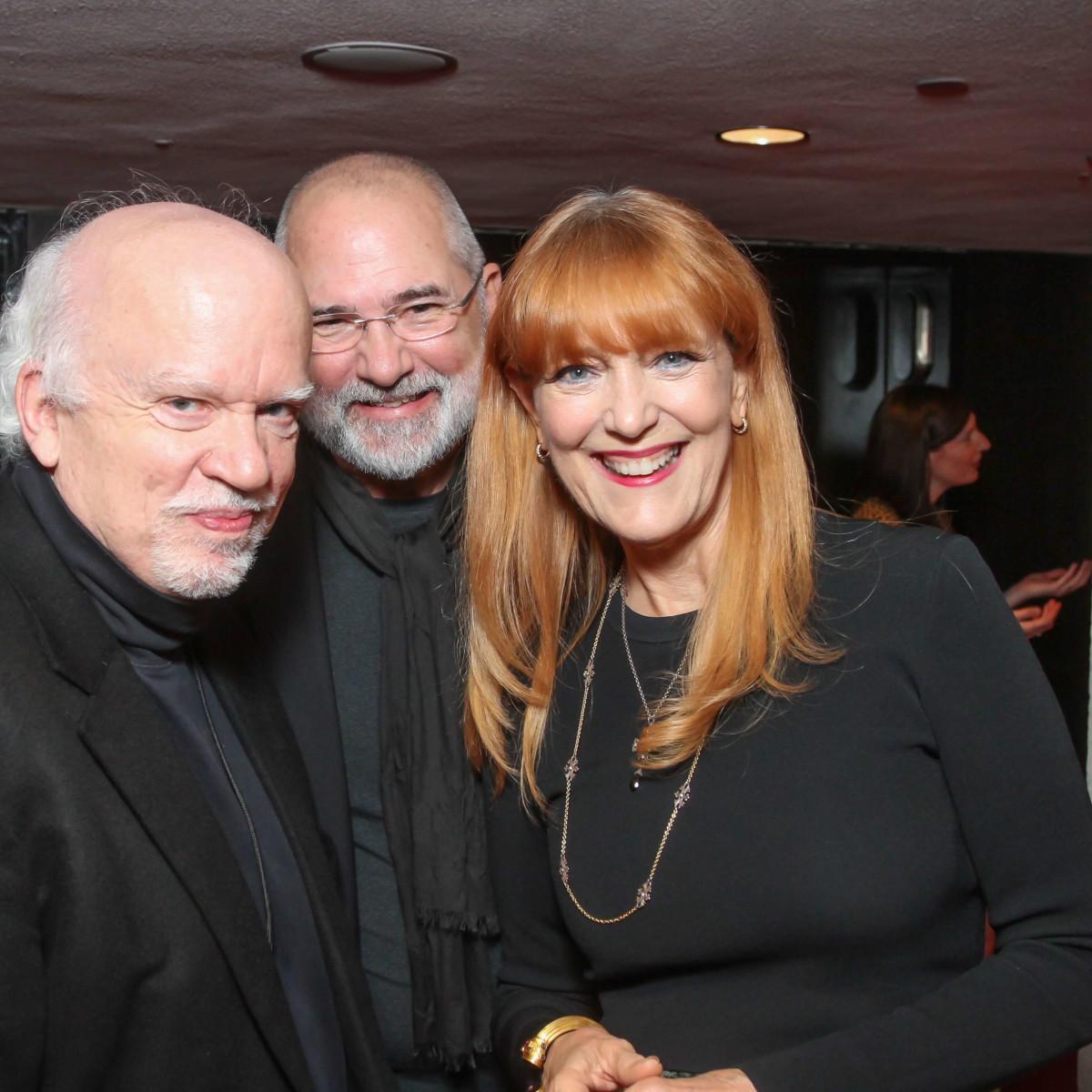 Alley Midsummer Night's Dream dinner, Gregory Boyd, Bob Cavnar, Gracie Cavnar