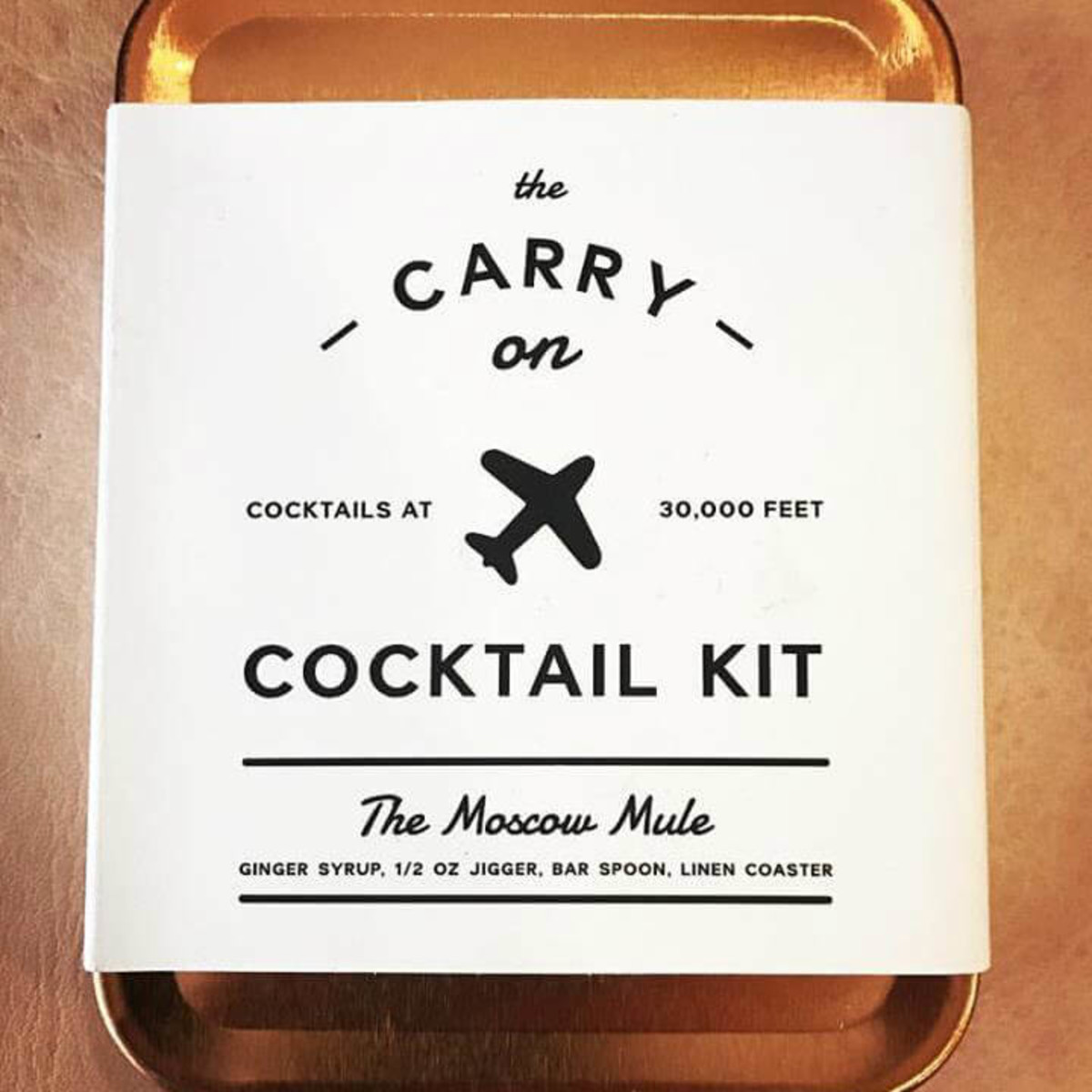 Cocktail kit, DLM Supply