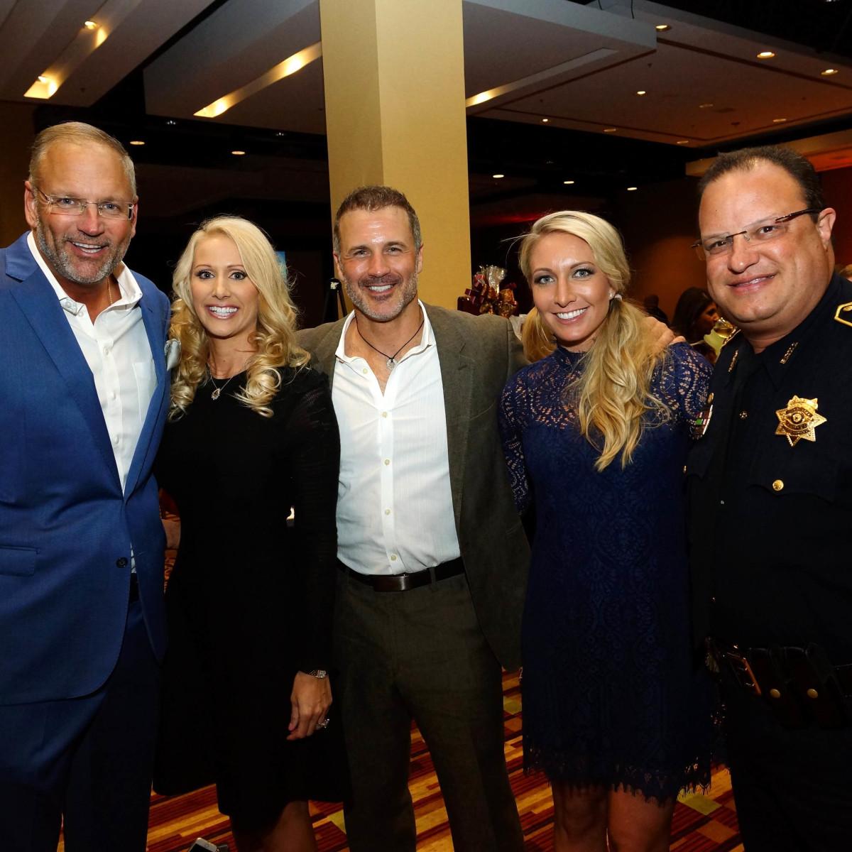 Houston, K9s4COPs Unleashed, Oct. 2016, Kevin Williams, Laurie Krohn , Joel Lambert, Rachel Racz, Constable Alan Rosen