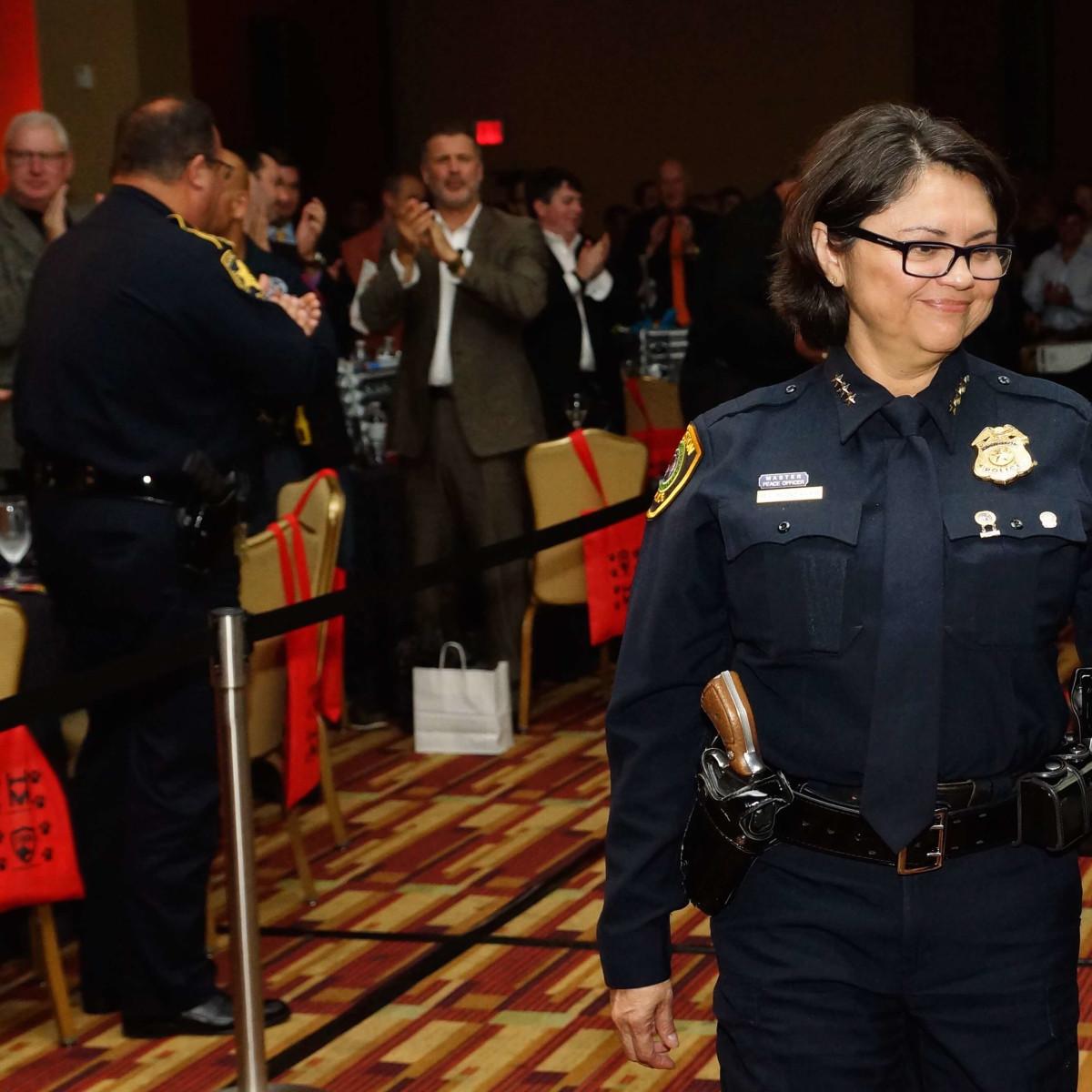 K9s4COPs Unleashed Gala, Martha Montalvo