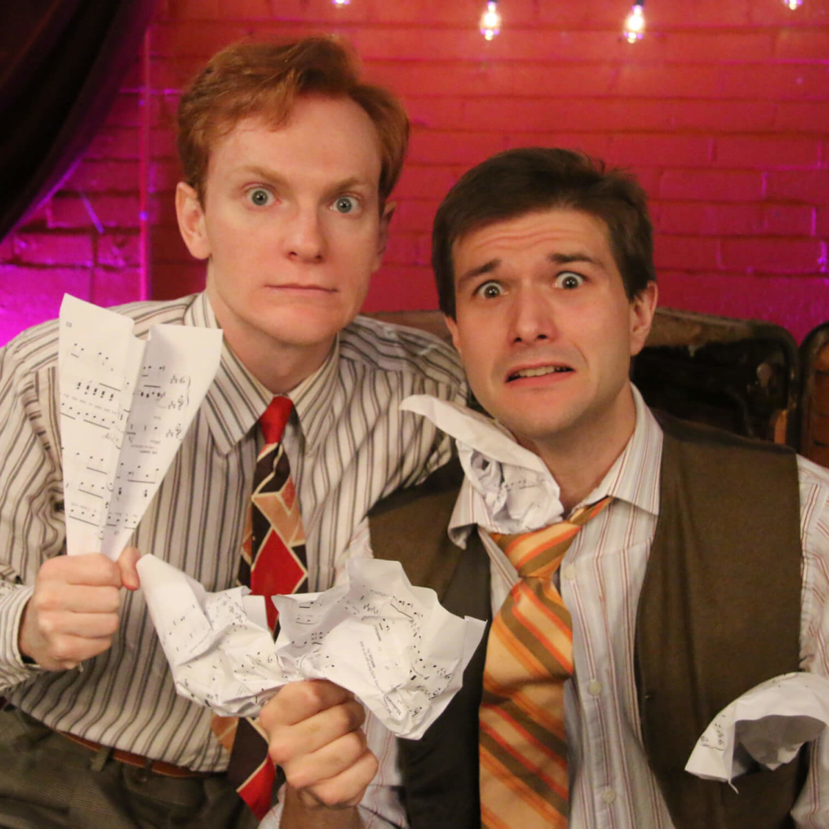 Stage West Theatre presents Murder for Two