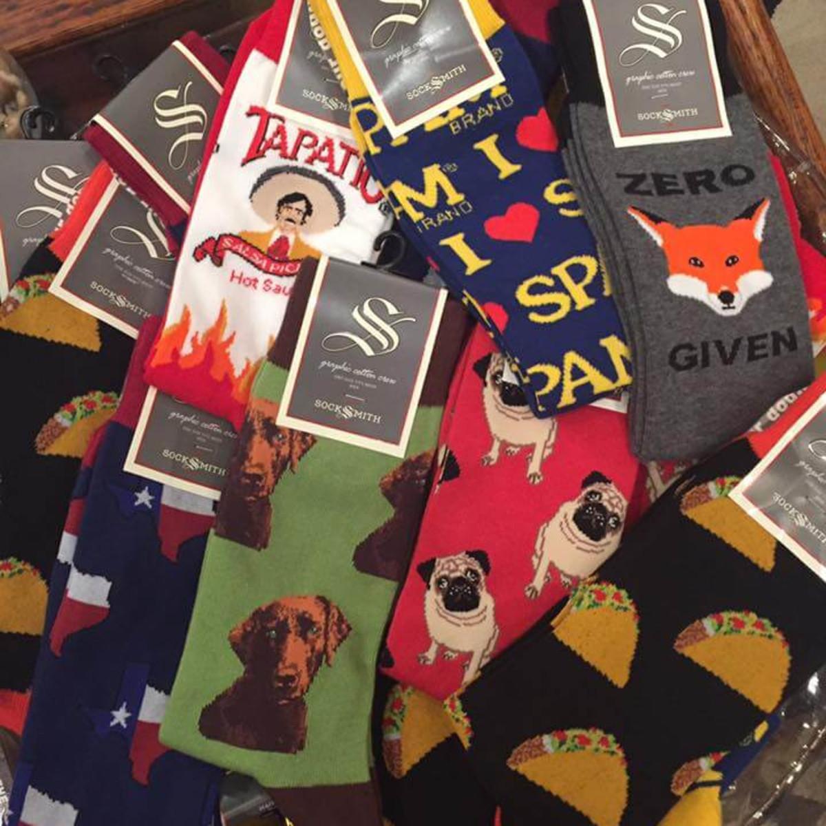 Coyote men's socks