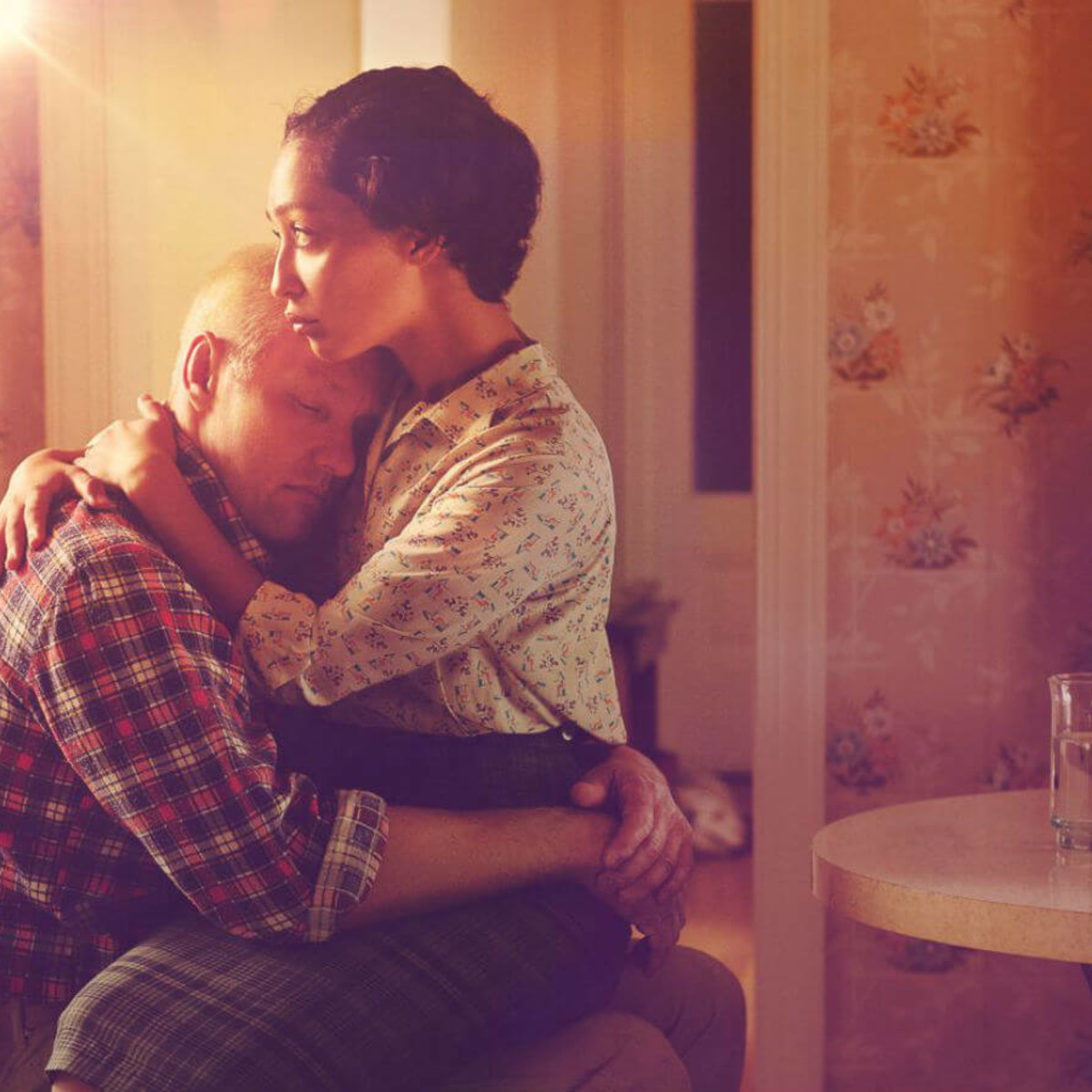 Joel Edgerton and Ruth Negga in Loving